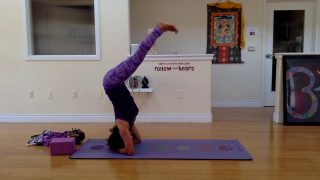 Headstand and Shoulderstand