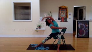 YOGA CHAIR SIT STAND